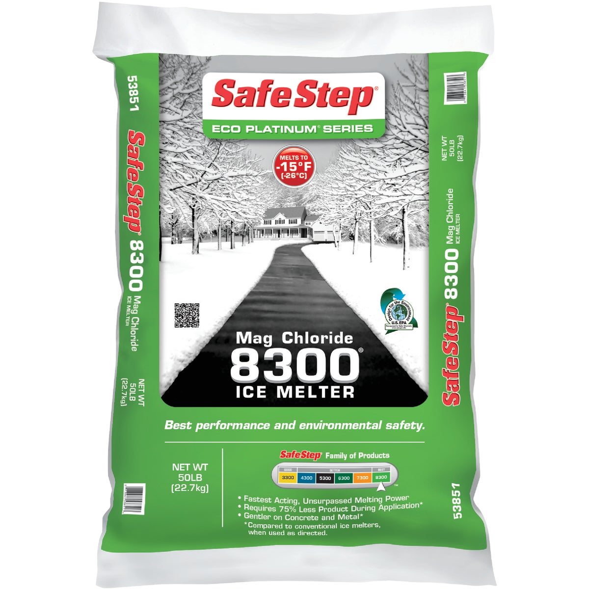 50LB MAG CHLORIDE MELTER - 53851 by North American Salt