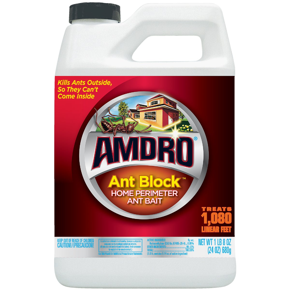 24OZ ANT BLOCK GRANULE - 100099216 by Excel Marketing