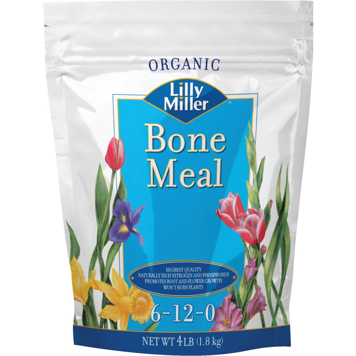 4LB BONE MEAL - 100099088 by Excel Marketing