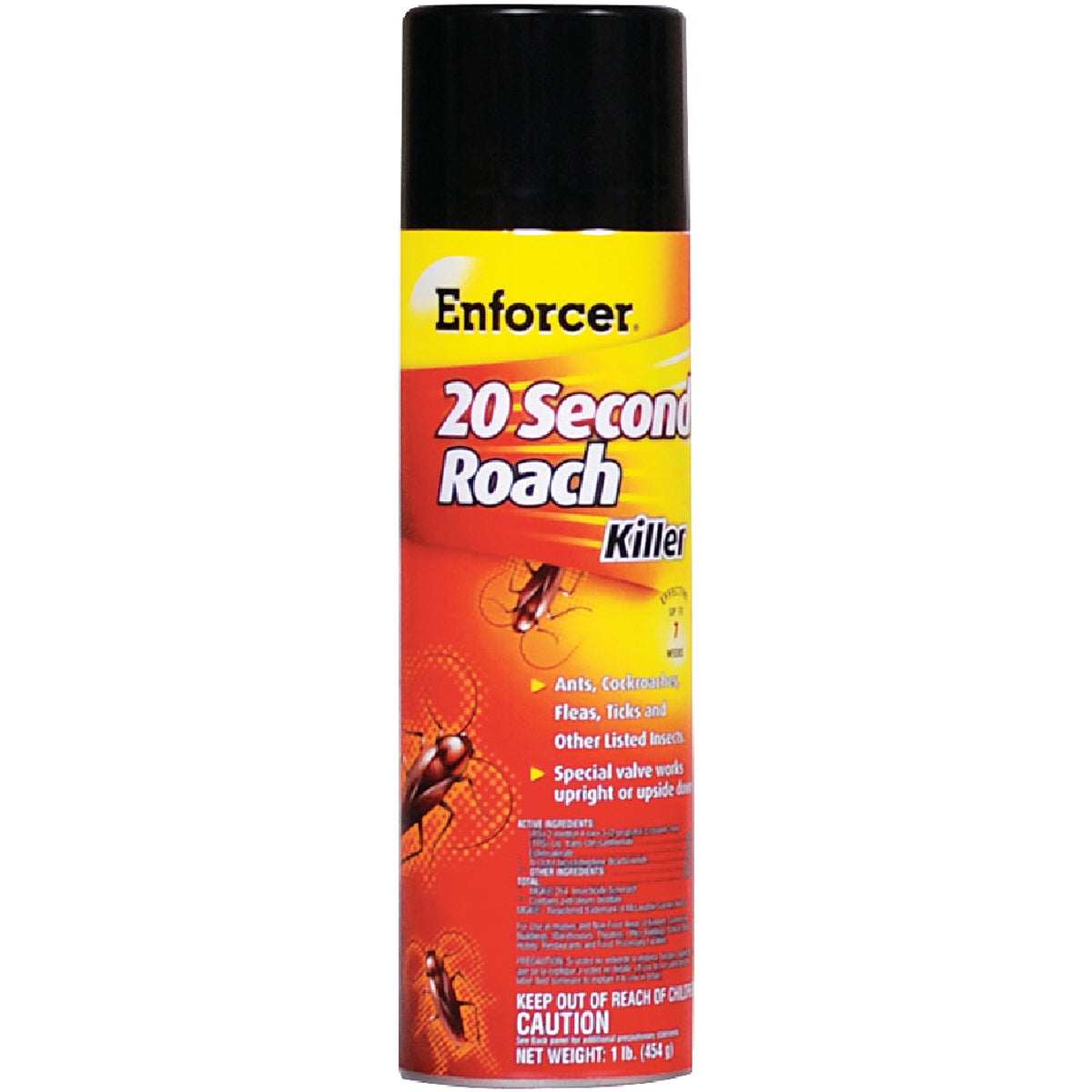 20-SECOND ROACH KILLER