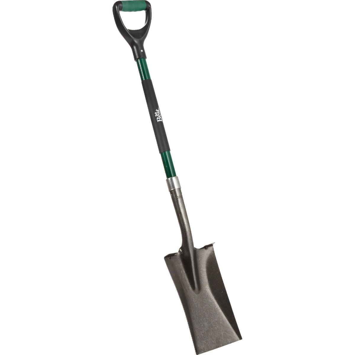 D-Hdl Garden Spade