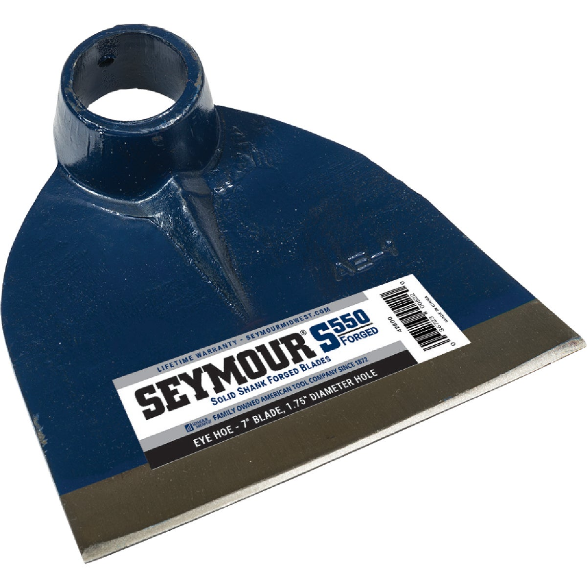 "7"" BLADE EYE HOE - 42800 by Seymour Mfg Co"
