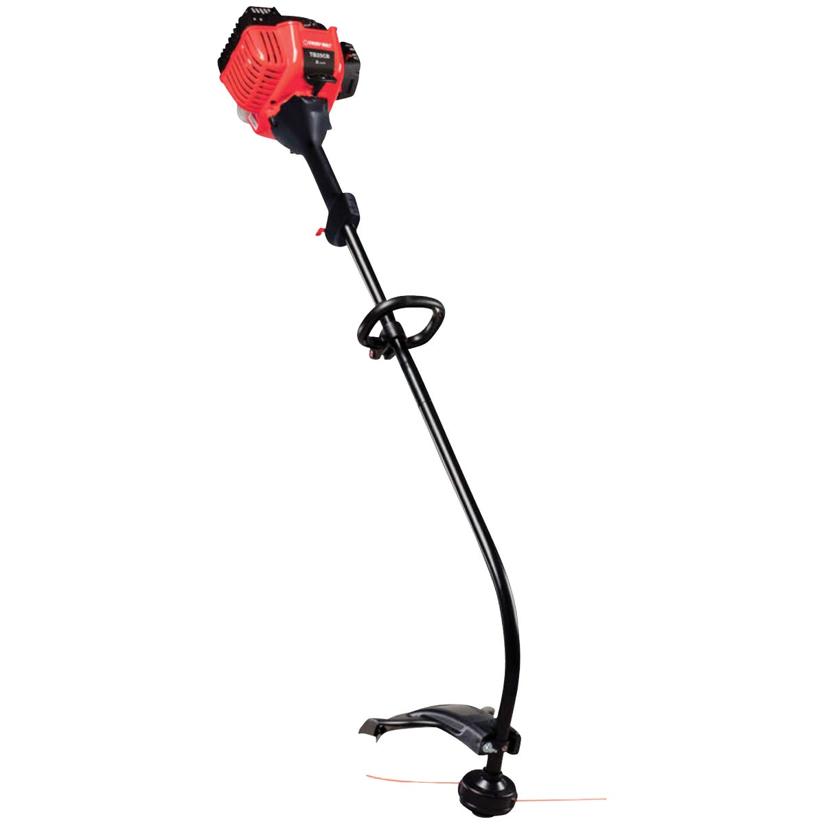 Remington 17 In. Curved Shaft Gas String Trimmer, 41ED110G983
