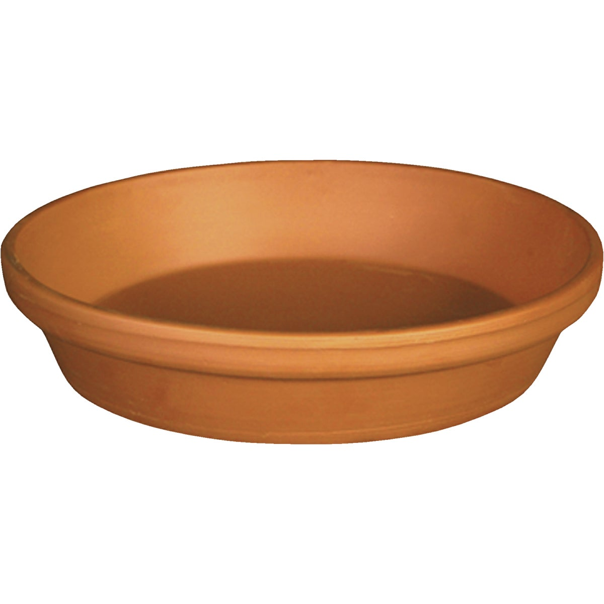 "10"" TC CLAY SAUCER - 87250PZ by Deroma"