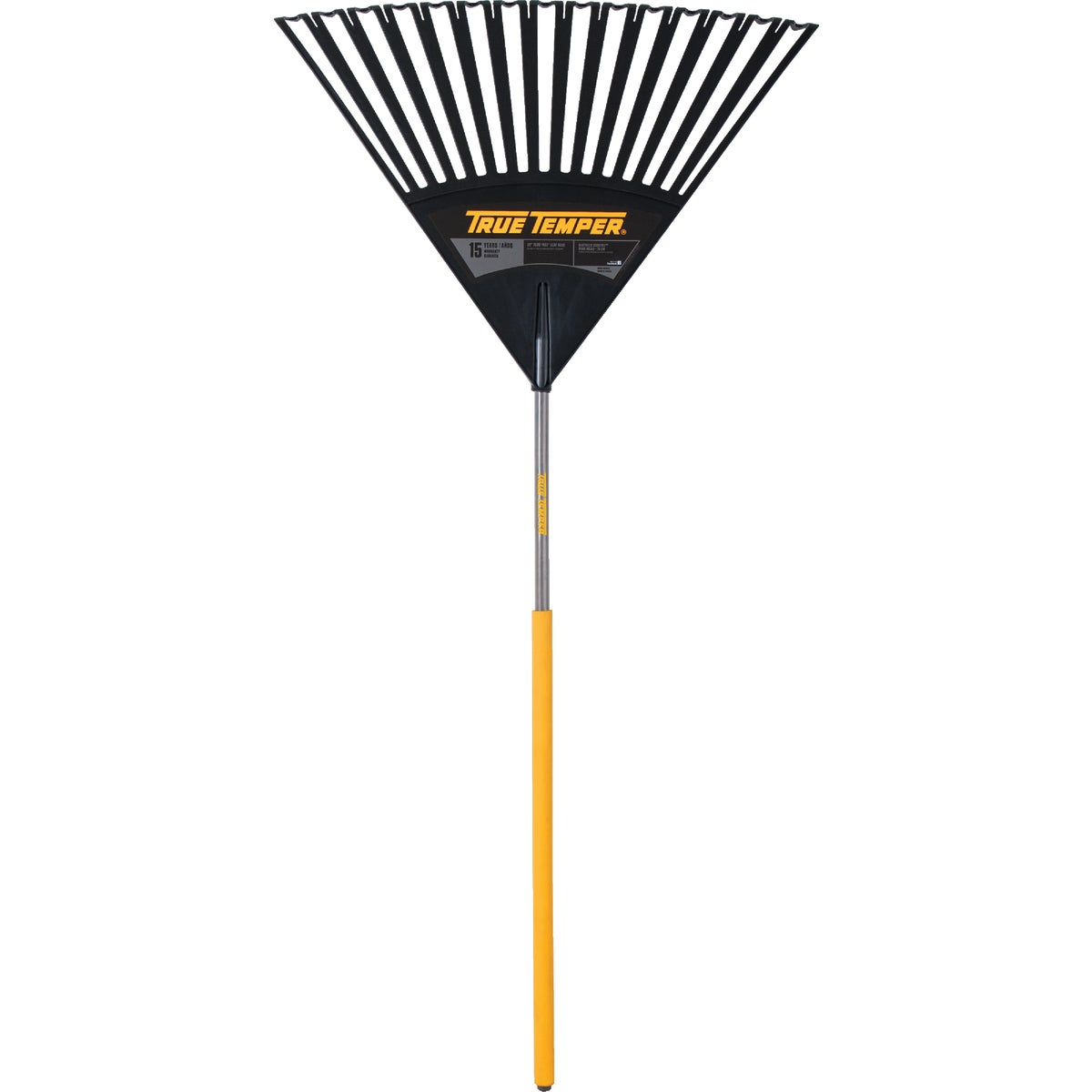 "30"" CLOG FREE POLY RAKE - 1906500 by Ames True Temper"