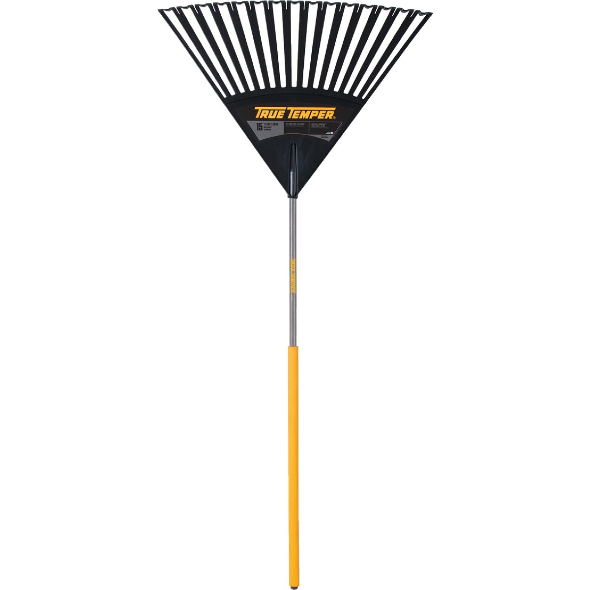 "24"" CLOG FREE POLY RAKE - 1906300 by Ames True Temper"