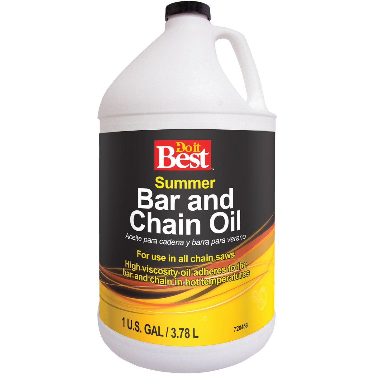 GL SUMMER BAR/CHAIN OIL