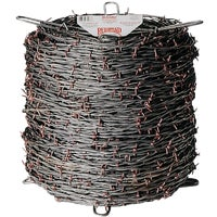 Keystone Steel & Wire 2-PT 12.5GA BARB WIRE 70476