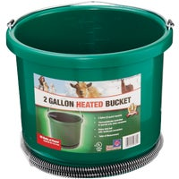 Allied Precision 9QT PLASTC HEATED BUCKET 9HB