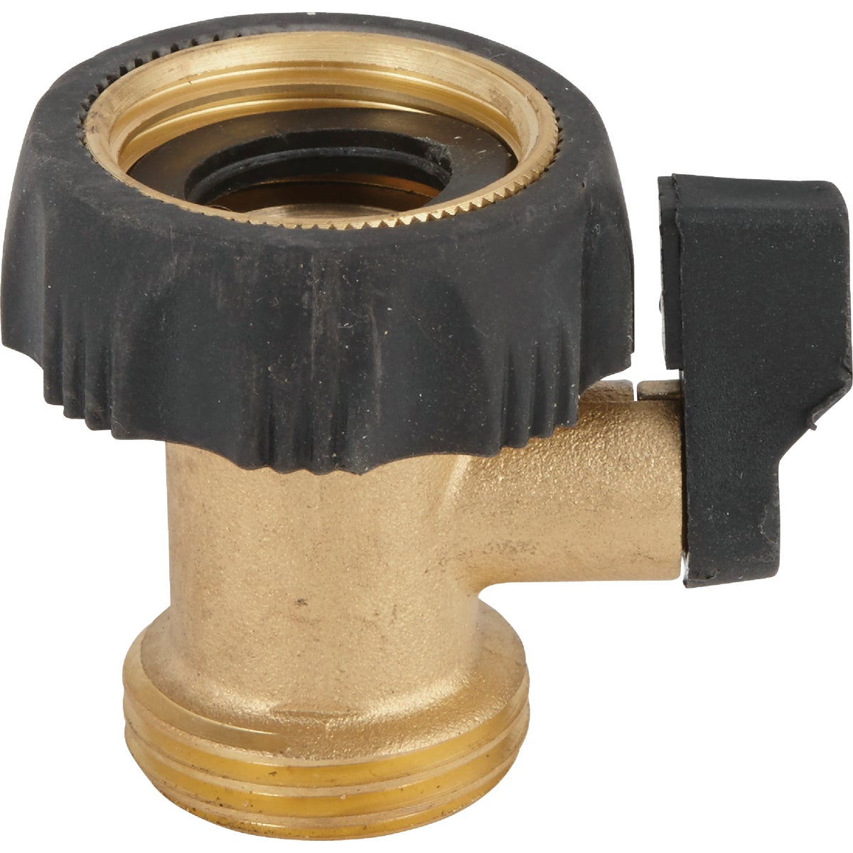 BRASS HOSE SHUT-OFF