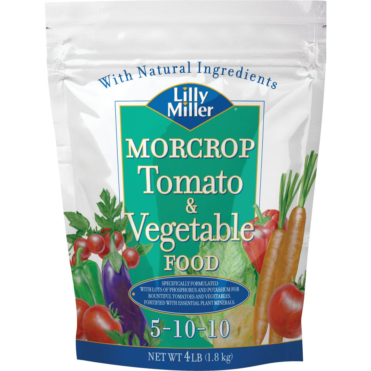 4LB TOMTO&VEGETABLE FOOD