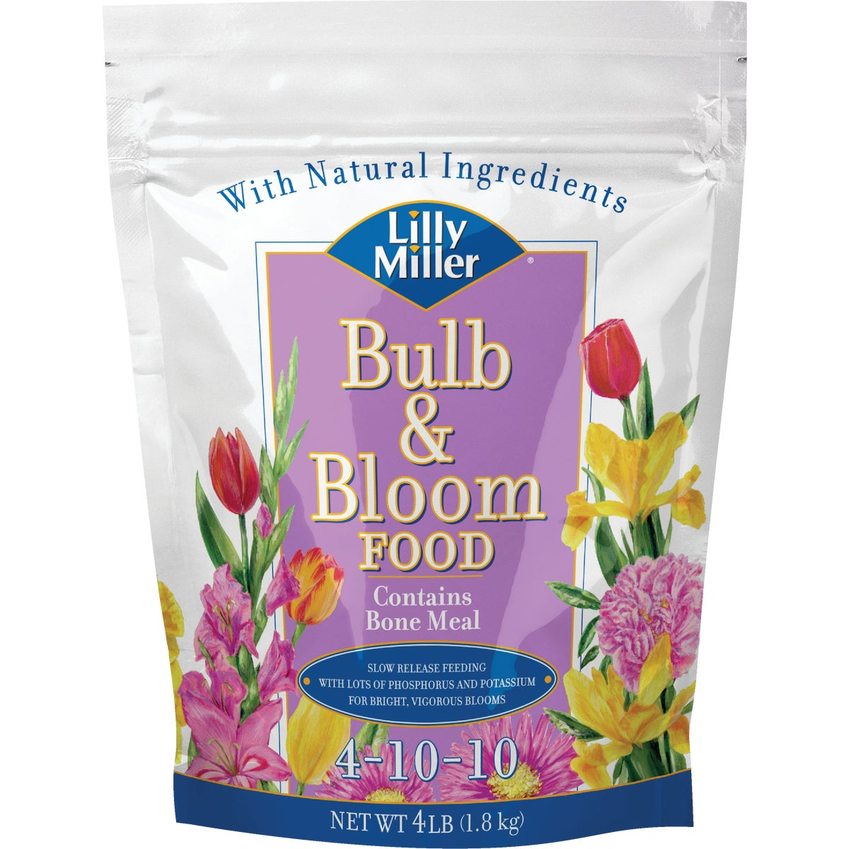 4LB BULB & BLOOM FOOD - 100099089 by Excel Marketing