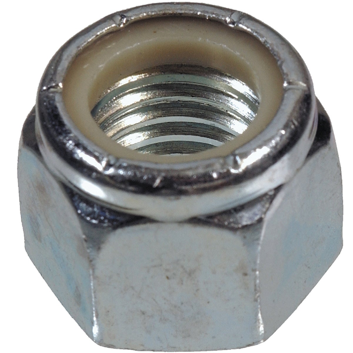 1/4-20 NYLON LOCK NUT - 180147 by Hillman Fastener