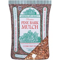Select Garden Products 2 CU FT PINE MULCH LS2PMUL