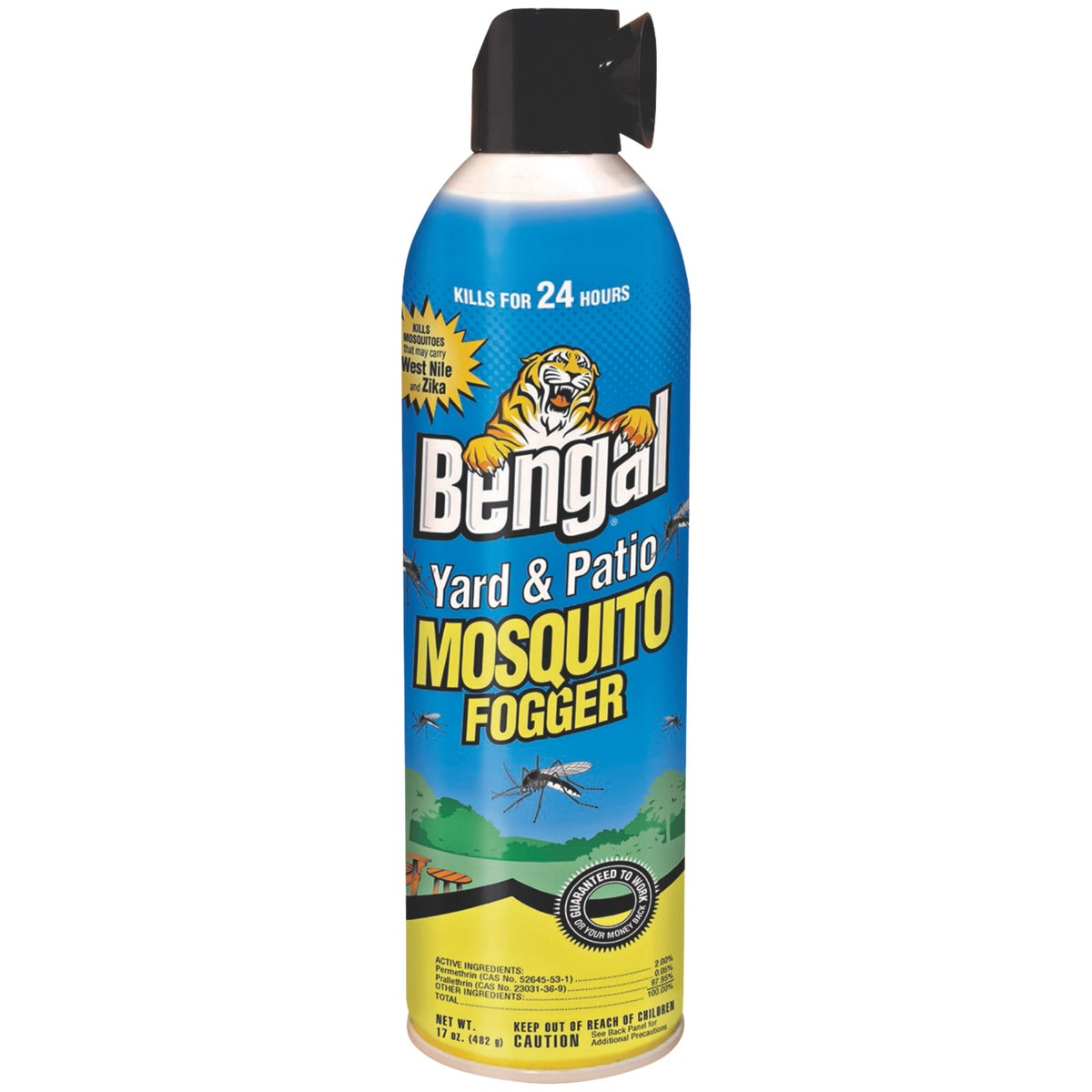 YARD & PATIO SPRAY - 93290 by Bengal Products Inc