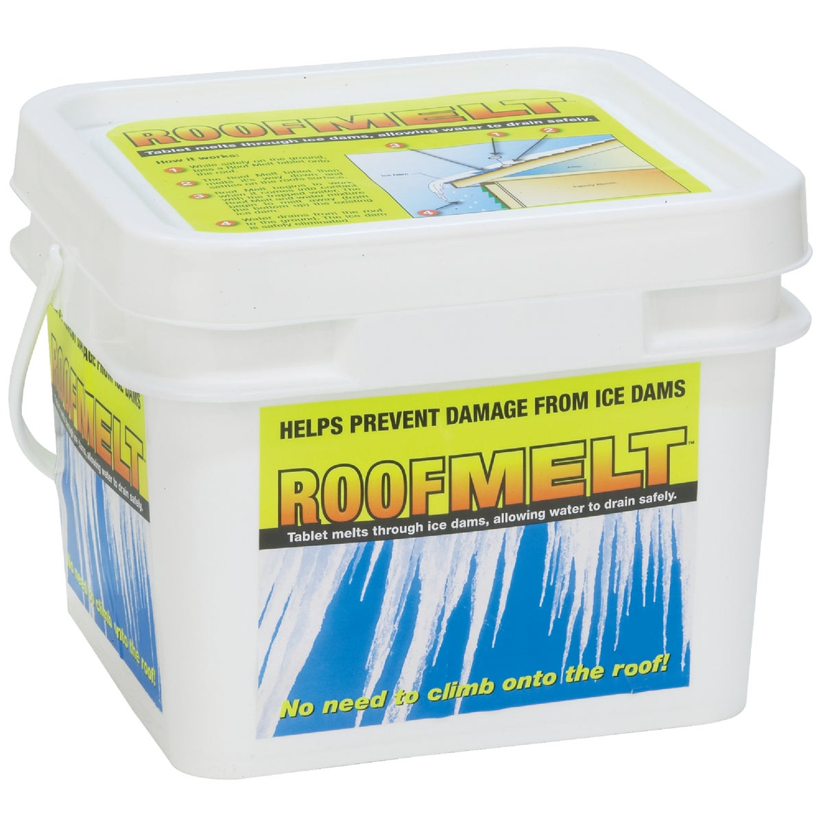 ROOF ICE MELTER - RM65 by Kassouni Mfg Inc