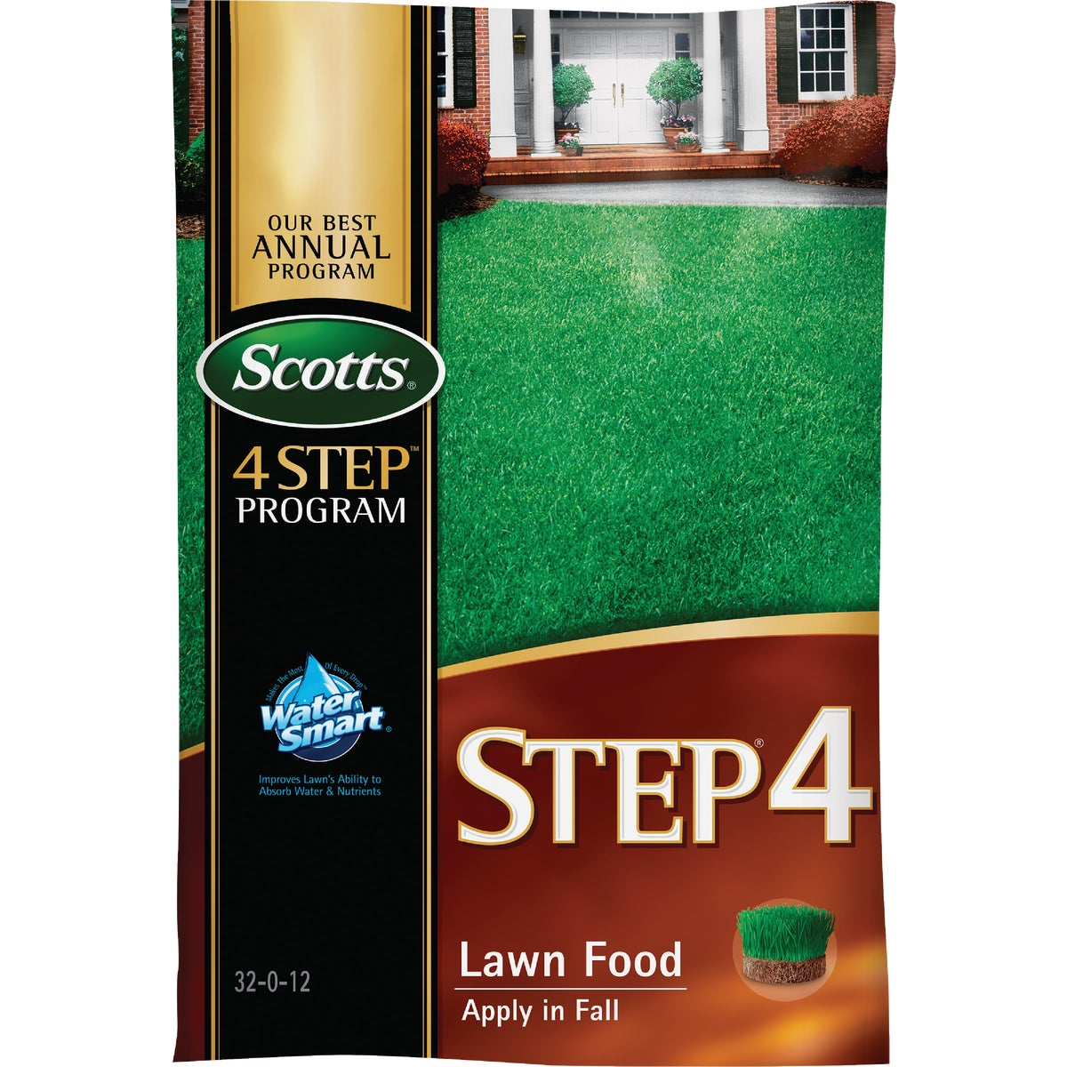 The Scotts Co. 5M STEP #4 FERTILIZER 23622