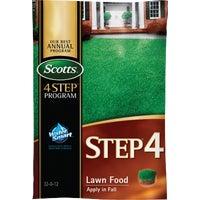 The Scotts Co. 5M STEP #4 FERTILIZER 23622