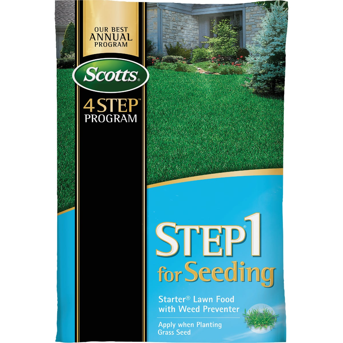 The Scotts Co. 5M F/SEEDING FERTILIZER 36947