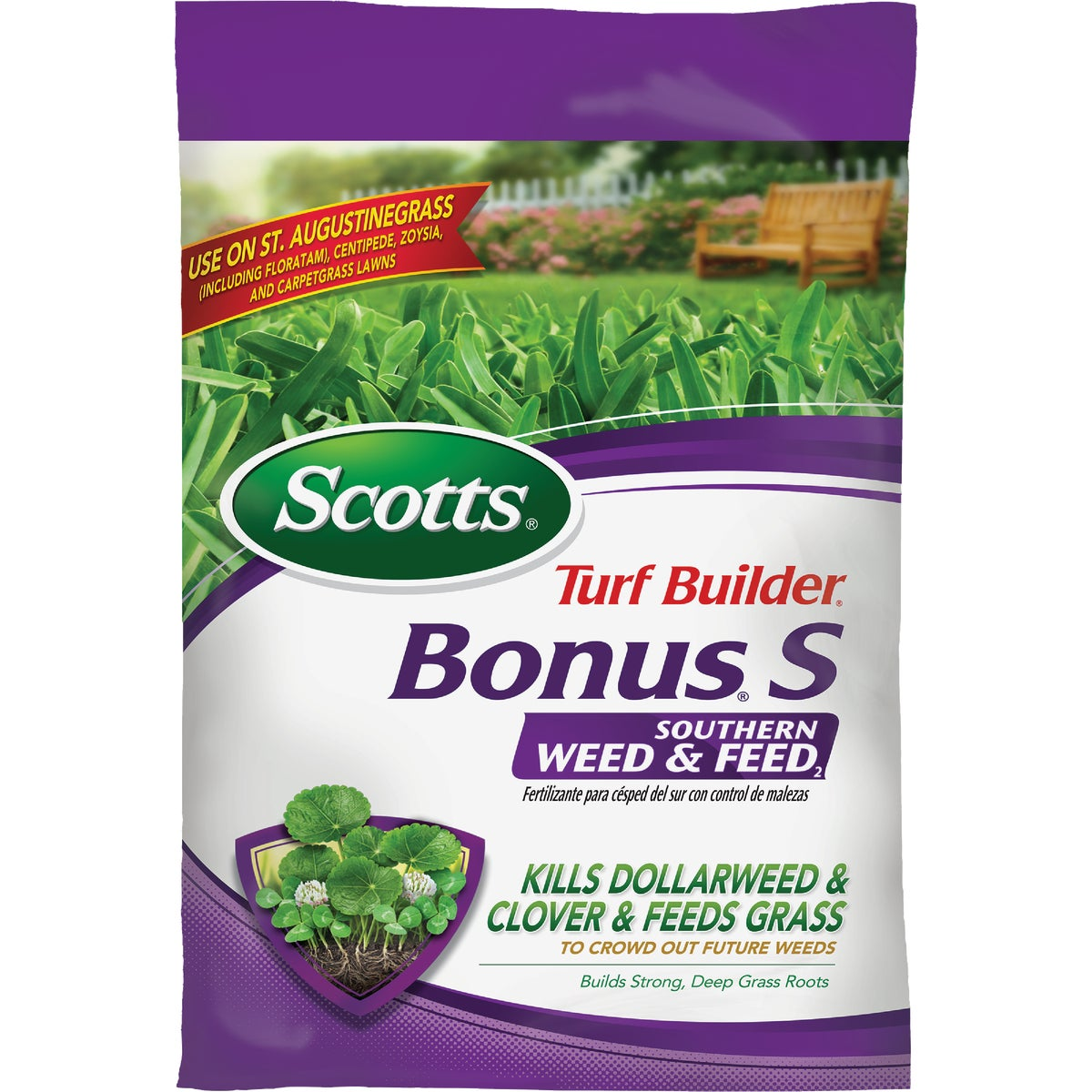 The Scotts Co. 5M BONUS S FERTILIZER 3905