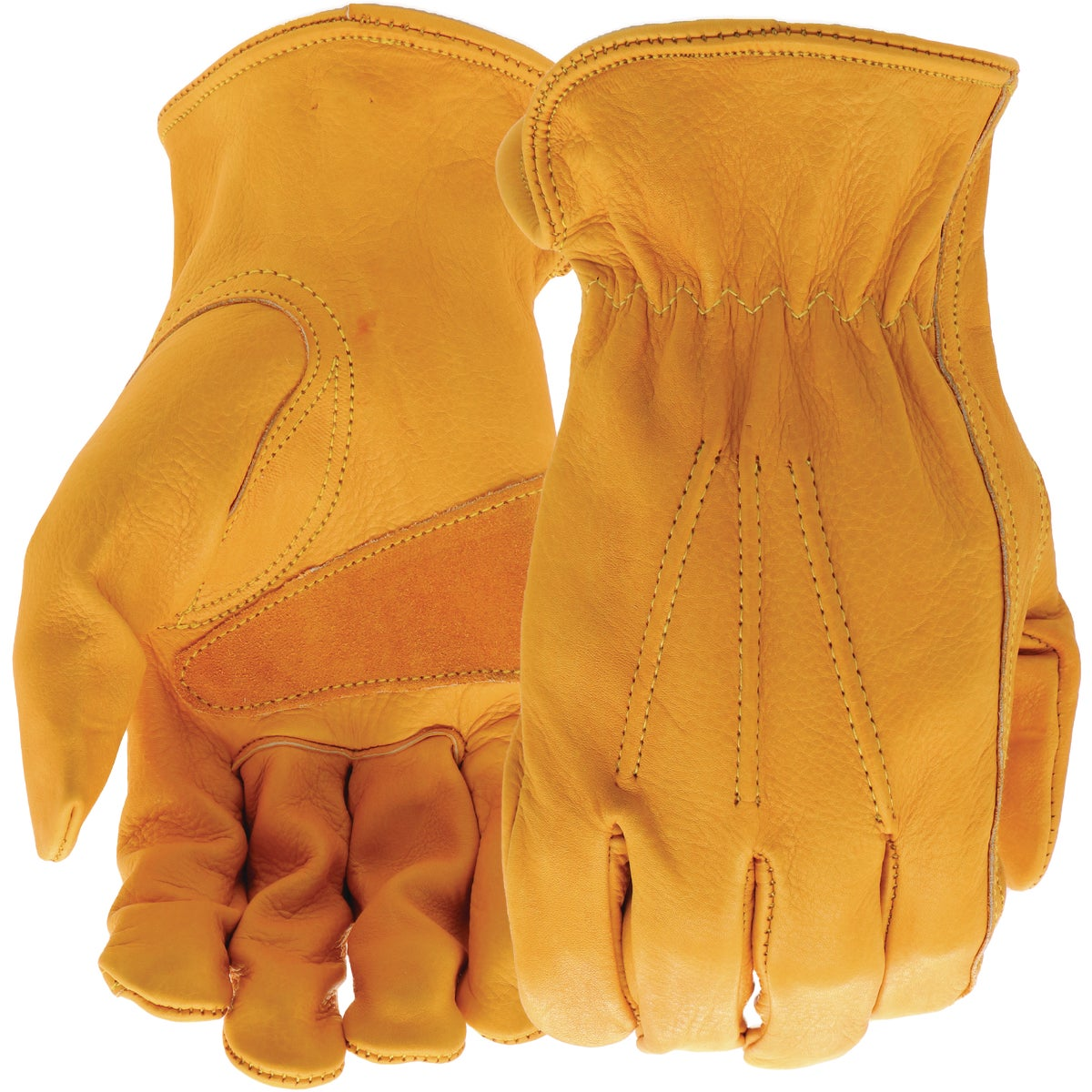 SML GRAIN LEATHER GLOVE