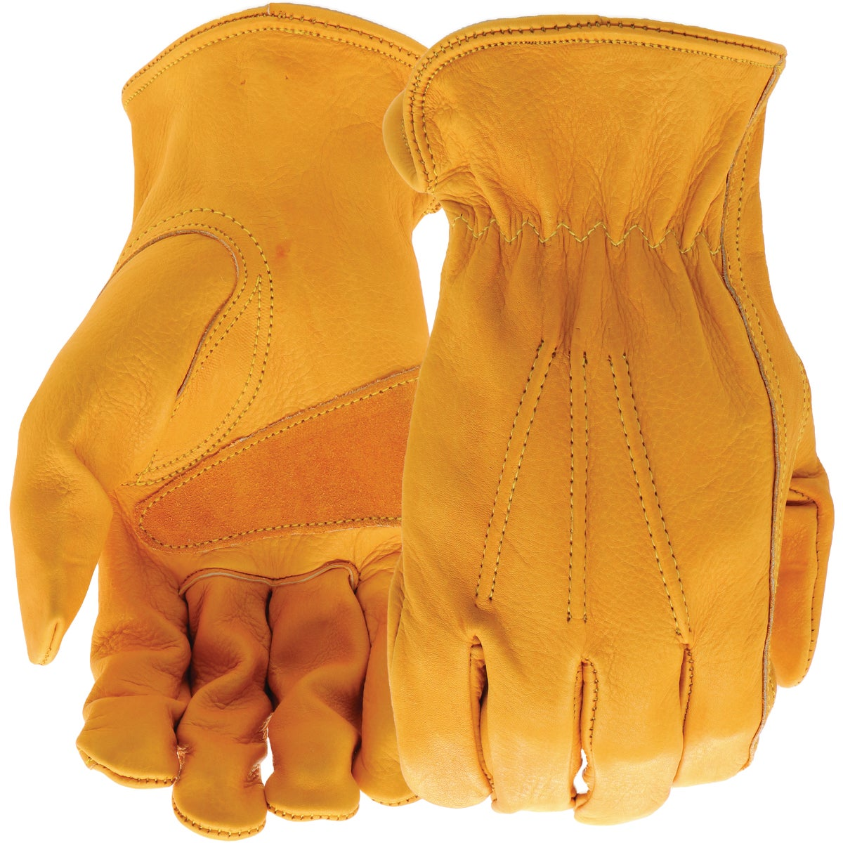 MED GRAIN LEATHER GLOVE - 1130M by Wells Lamont
