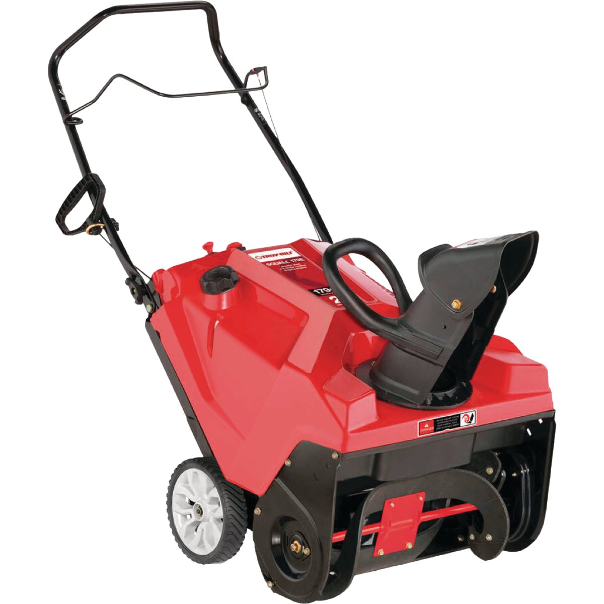 4-CYCLE SNOWTHROWER