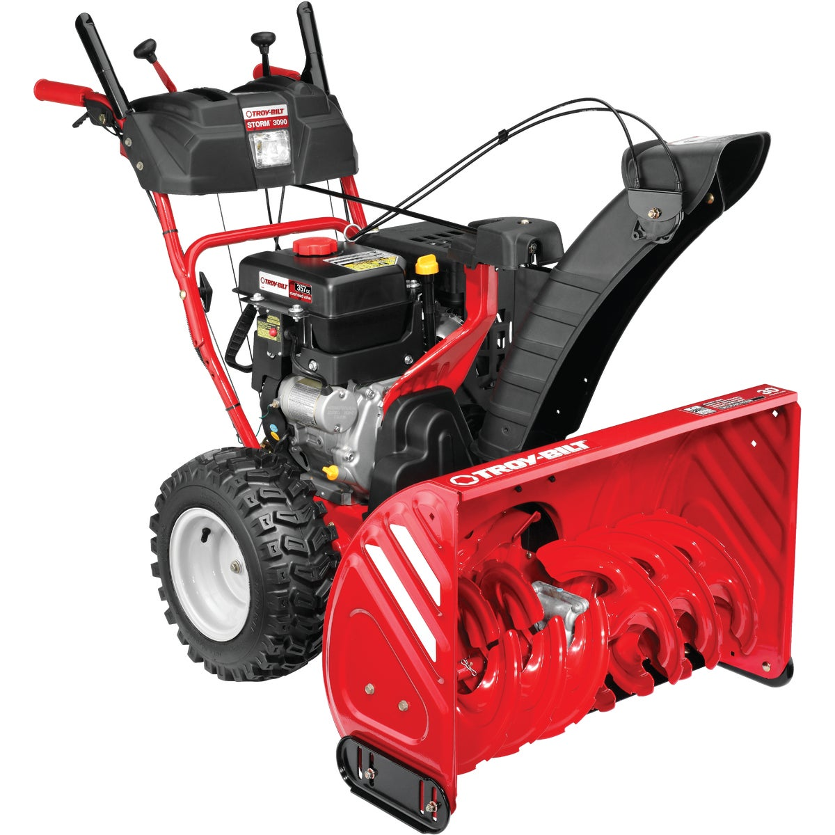 Troy-Bilt 30 In. 2-Stage 4-Cycle Gas Snow Blower, 31AH5DP5766
