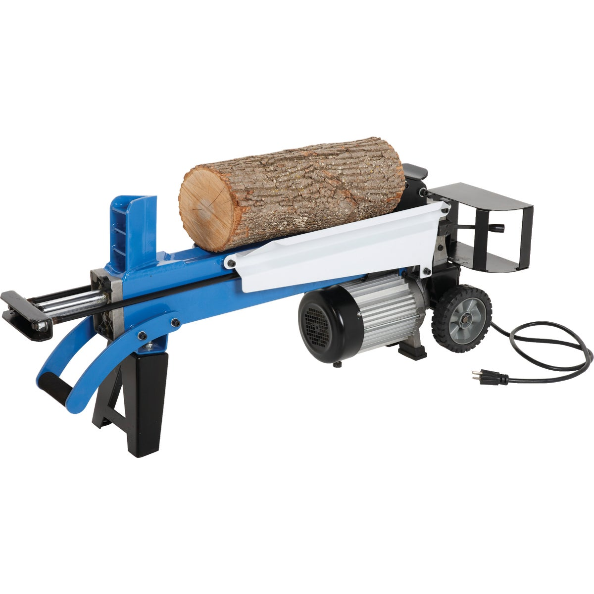 5 TON ELEC LOG SPLITTER