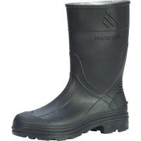 Norcross Safety Prod SZ4 YTH BLK PVC RAINBOOT 76002-4