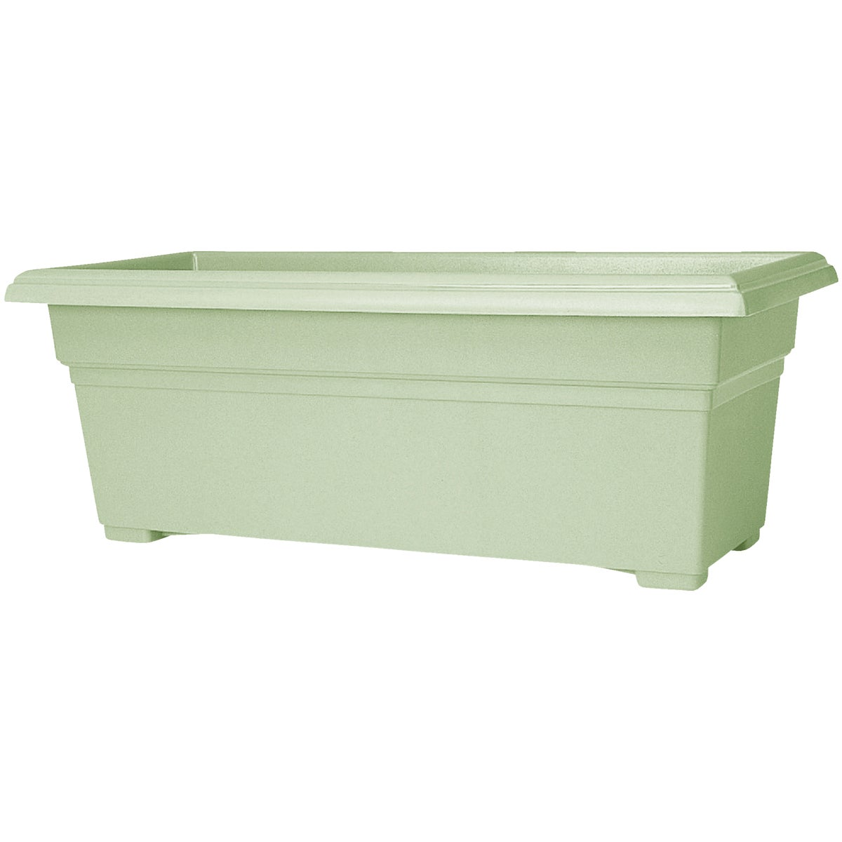 "24"" POLY FLOWER BOX - 1624 by Novelty Mfg Co"