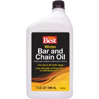 Warren Oil Co. Inc. QT WINTER BAR/CHAIN OIL 725722