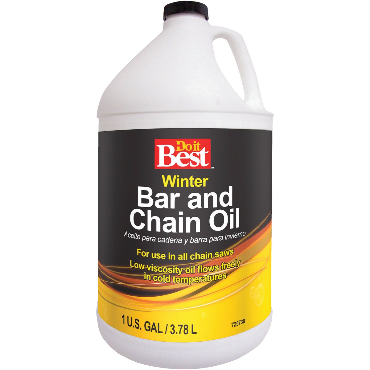 GL WINTER BAR/CHAIN OIL - 725730 by Warren Oil Co Inc