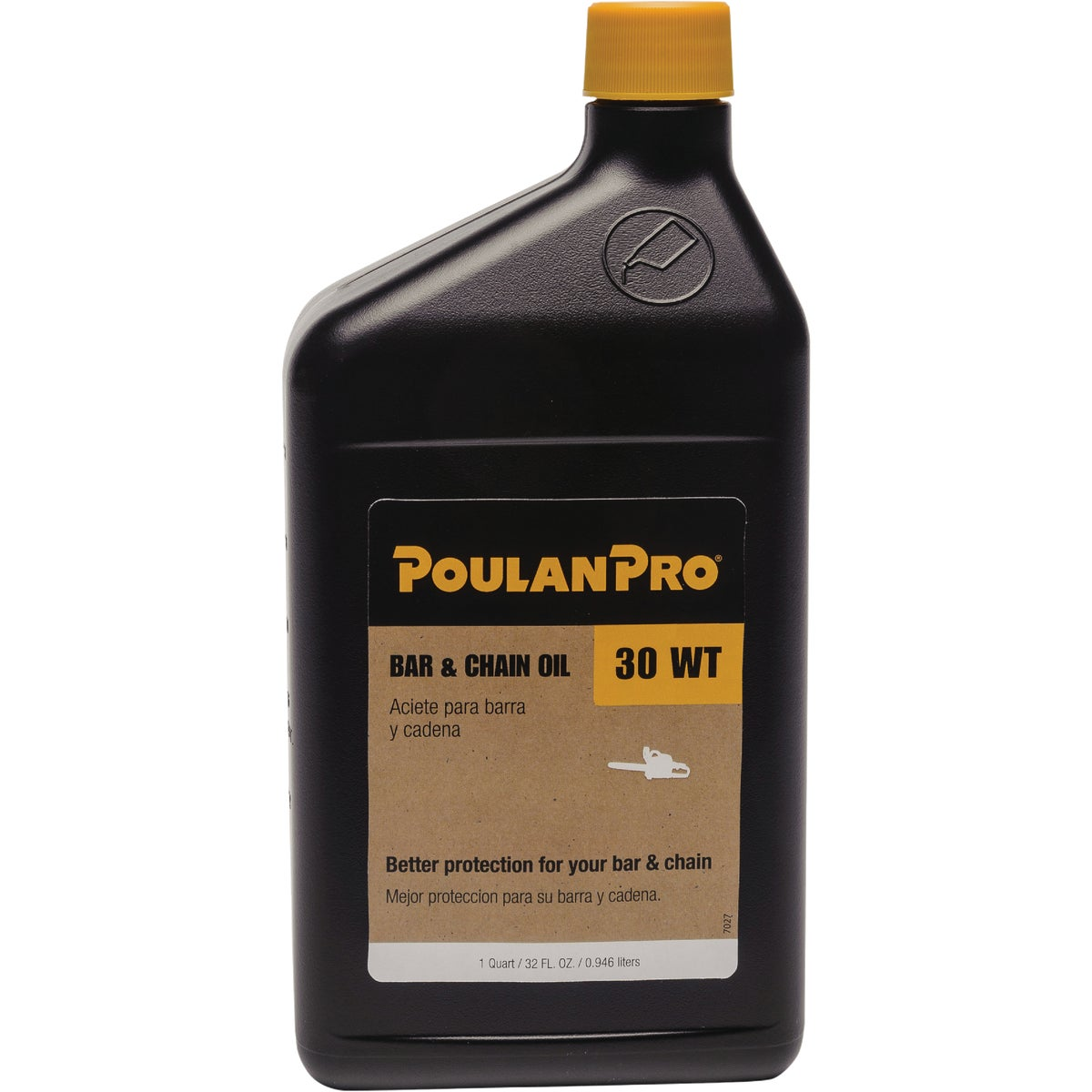 QT BAR & CHAIN OIL - 952-030203 by Poulan