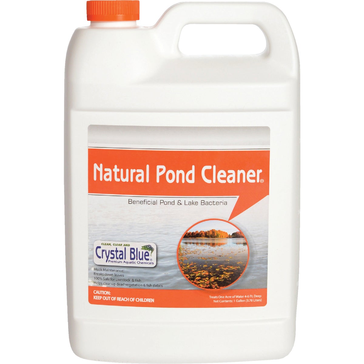 GAL STEP2 POND CLEANER - 00114 by Sanco Industries Inc
