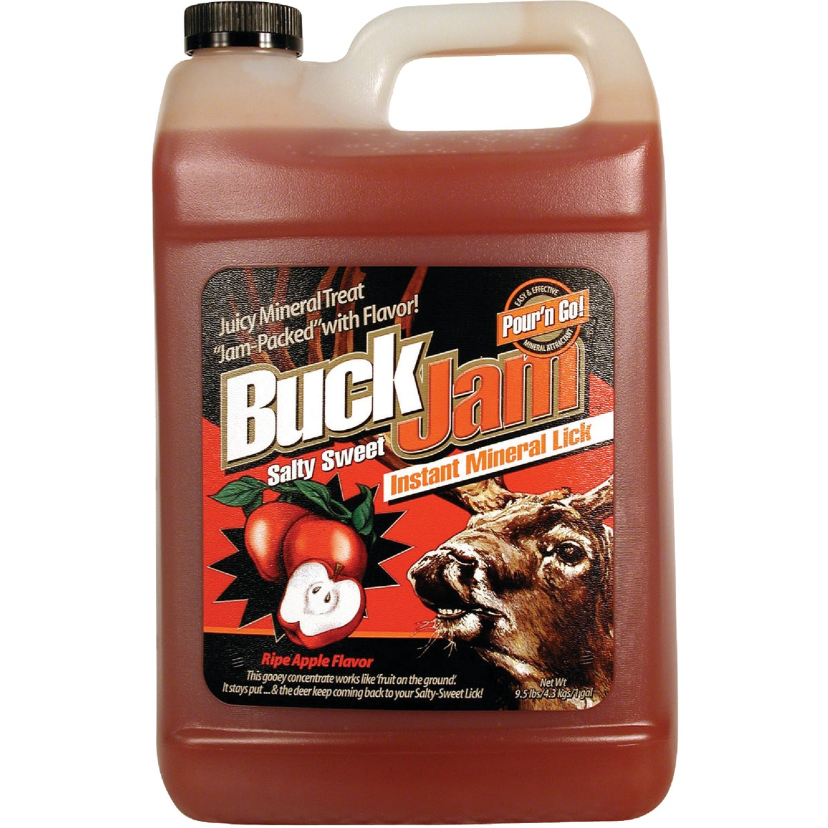 1GAL APPLE BUCK JAM