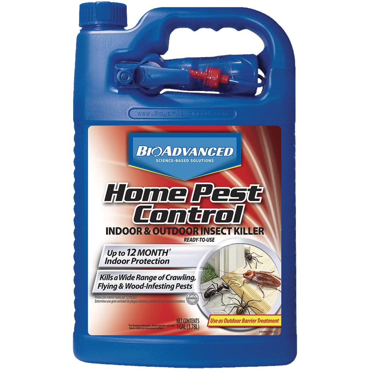 GAL HOME PEST CONTROL - 502795A by Bayer Advanced Llc