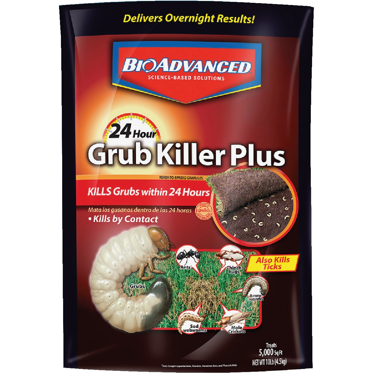 24-HR GRUB CONTROL - 700740S by Bayer Advanced Llc