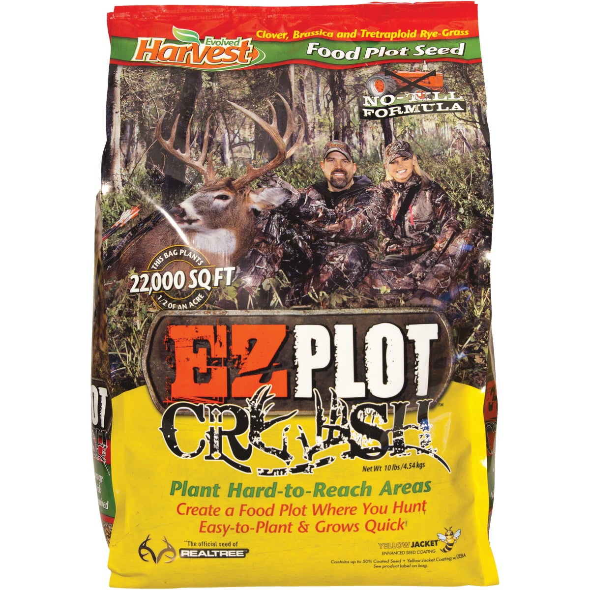 FORAGE NO-TILL EASYPLOT - 71503 by Evolved Habitats