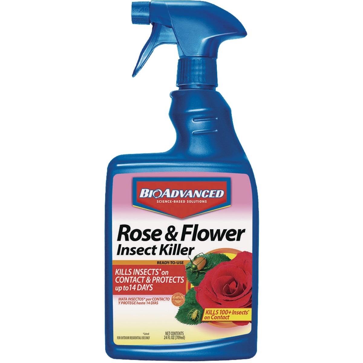 ROSE/FLWR INSECT KILLER - 502570B by Bayer Advanced Llc