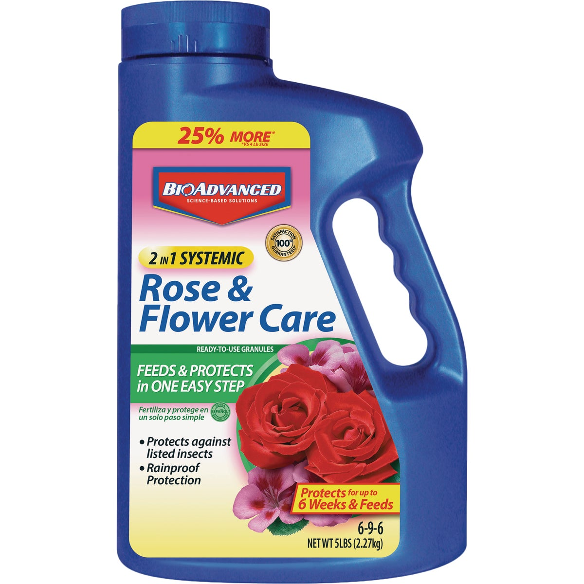 2 IN 1 ROSE CARE GRANULE - 701100A by Bayer Advanced Llc
