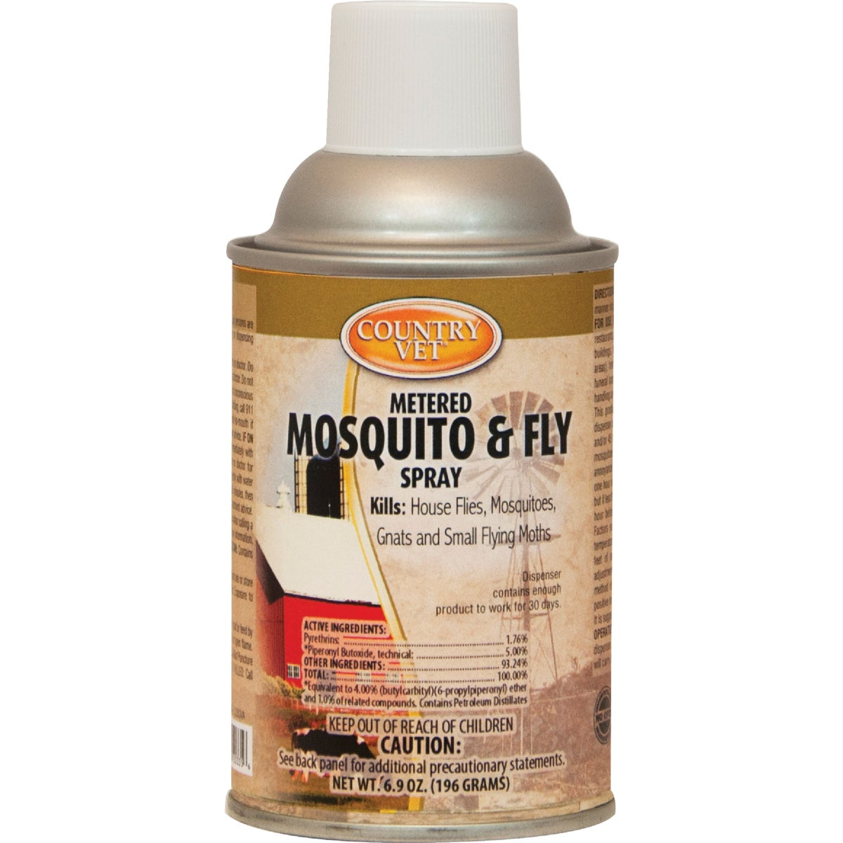 METERED MOSQUITO SPRAY - 34-2033CVA by Zep Enforcer Inc