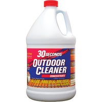 30 seconds Outdoor Cleaner Algae, Mold & Mildew Stain Remover, 1G30S