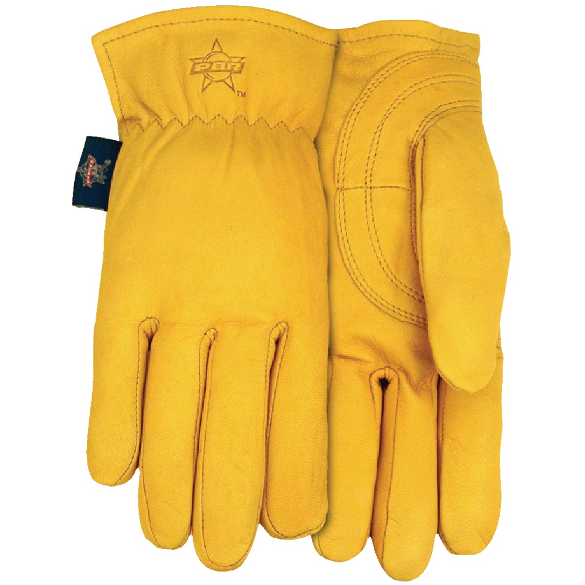 XL PBR GOATSKIN GLOVE - PB105-XL by Midwest Quality Glov