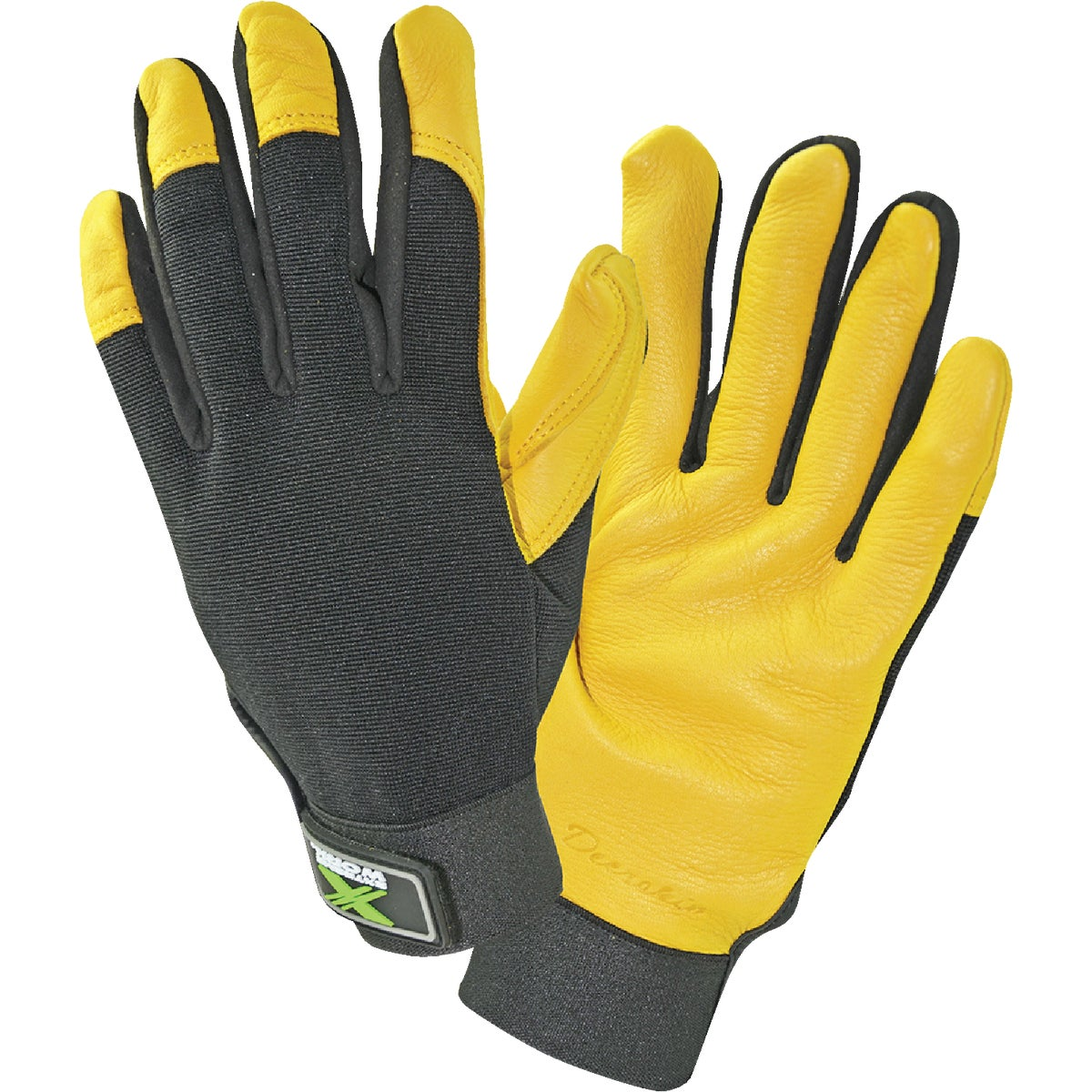 LRG DEERSKIN GRAIN GLOVE - 3210L by Wells Lamont