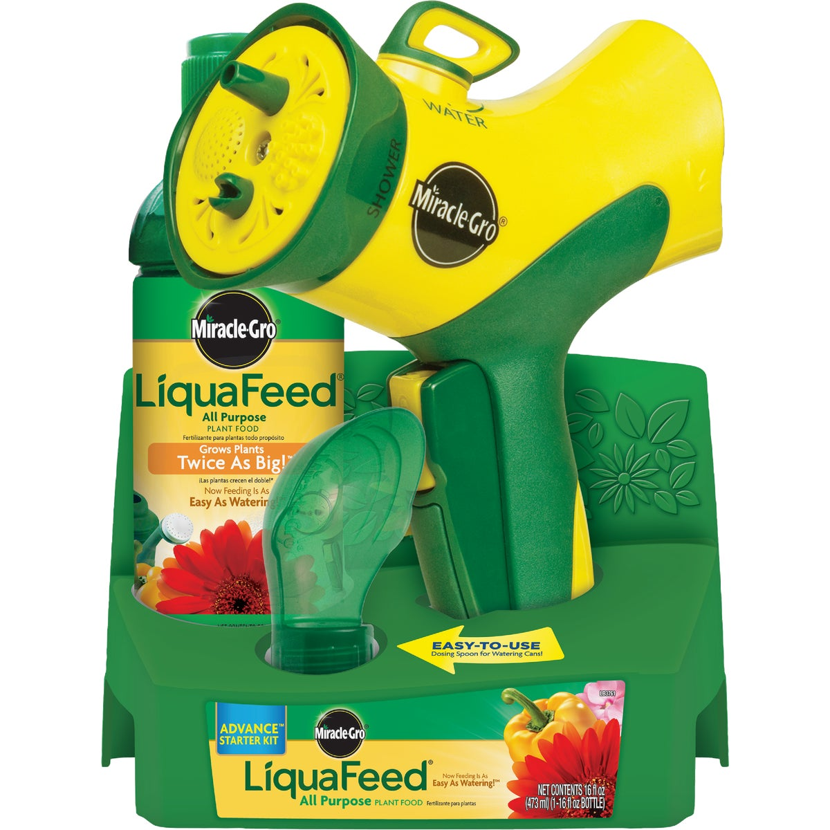 LIQUAFEED STARTER KIT - 1016111 by Scotts Company