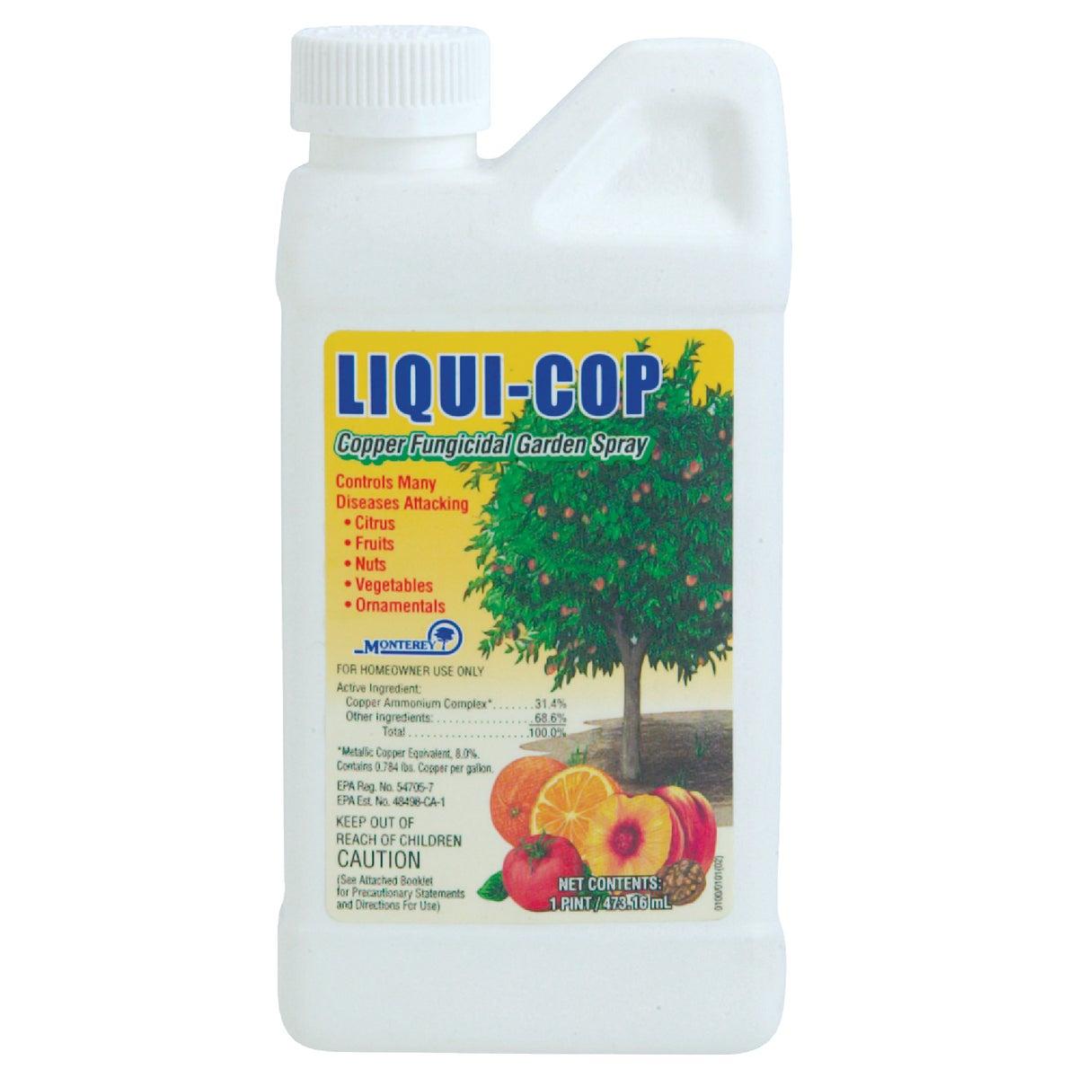 Monterey Lawn & Garden PT LIQUI-COP FUNGICIDE LG3100