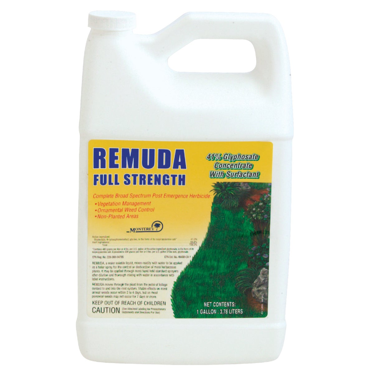 GALLON REMUDA HERBICIDE - LG5190 by Monterey Lawn&garden