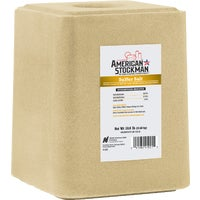 North American Salt 50LB SULFUR BLOCK SALT 41021