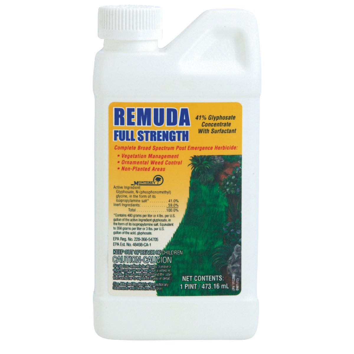 PINT REMUDA HERBICIDE - LG5180 by Monterey Lawn&garden